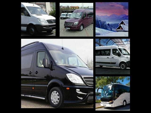 Karina Best Travel, Transport persoane germania tur/ retur, curse zilnice - 1/1
