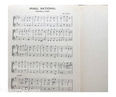 Imnul National 1908