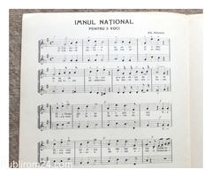 Imnul National, 1908